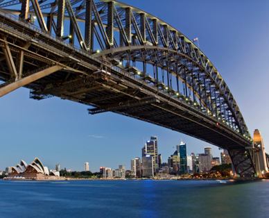 Sydney City Tour, Bondi Beach & Captain Cook Cruise - Adult