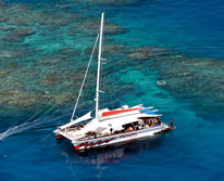 img: Great Barrier Reef Passions Sailing Tour