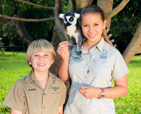 img: If you're looking for a great day trip without the hassle there's no better place to get the ULTIMATE Aussie selfie and learn all about Australia's incredible wildlife than Australia Zoo, and the best news is - we can get you there with daily return trips from Noosa!