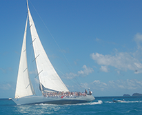 img: Fraser and Whitsunday Islands are some of the most pristine places to visit in Queensland.  Tick of two of your bucket list items with this package, it is the perfect accompaniment to any of our Travel Passes.