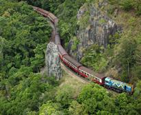 img: Skyrail Rainforest Cableway & Kuranda Scenic Railway