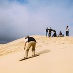Kangroo Island_Sandboarding