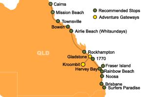Strewth ex Surfers Paradise / Brisbane