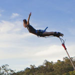Bungy Jump - Flying Bungy Jump