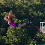 Bungy Jump - Swan Dive Bungy Jump