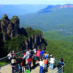 Grand Blue Mountains Lookout