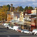 Australian High Country Tour - Town Views