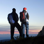 Australian High Country Tour - Mountain Views
