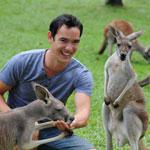 Australia Zoo Entry - Kangaroos