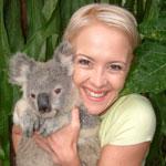 Australia Zoo Entry - Cuddle a Koala