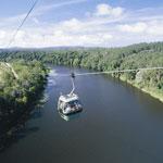 Gondola over the Barron River
