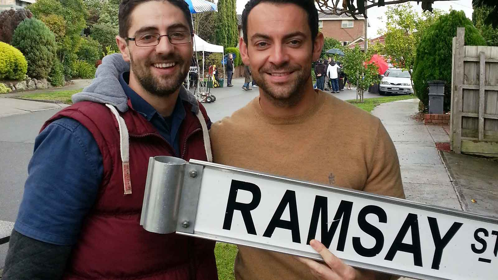 Neighbours Tour-Ramsay St