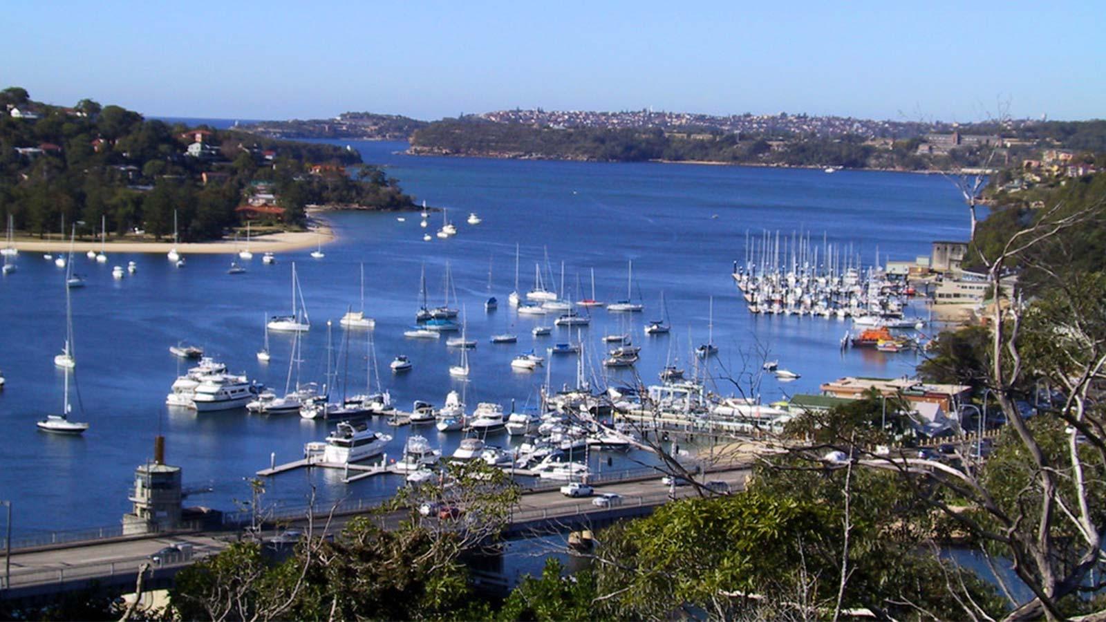 Sydney Lookout