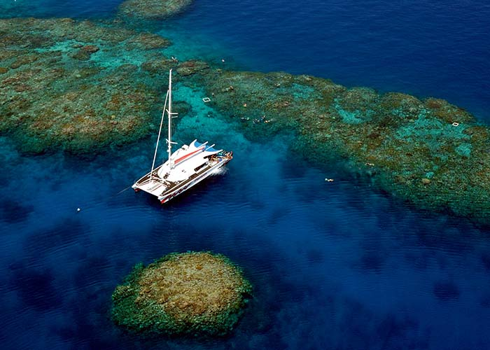 Great Barrier Reef Sailing Day Tour