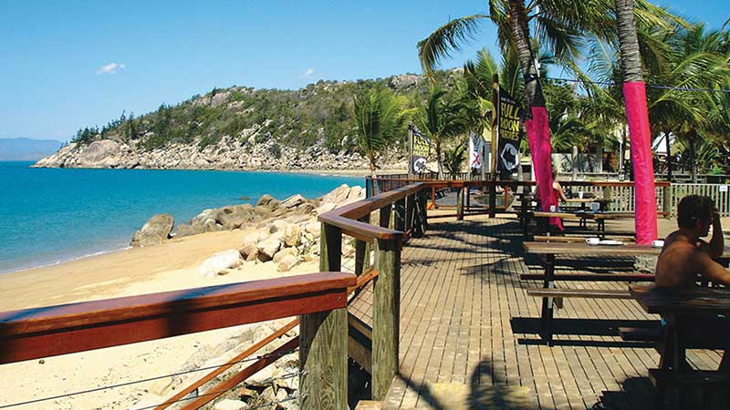 Magnetic Island beachside