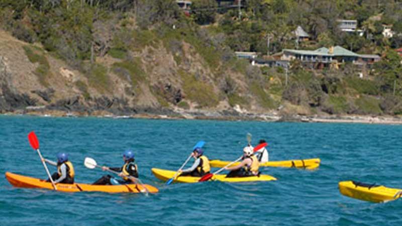 Cape Byron Kayak