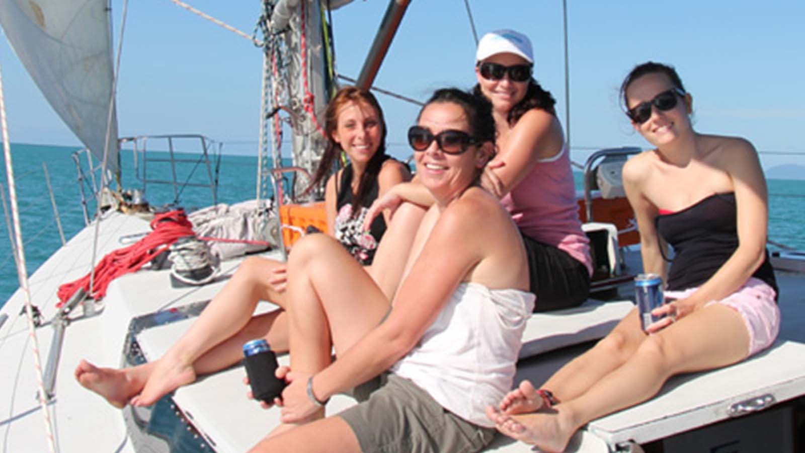 Group on board