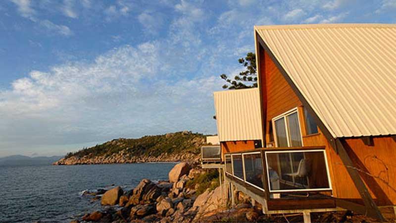 beachside accommodation