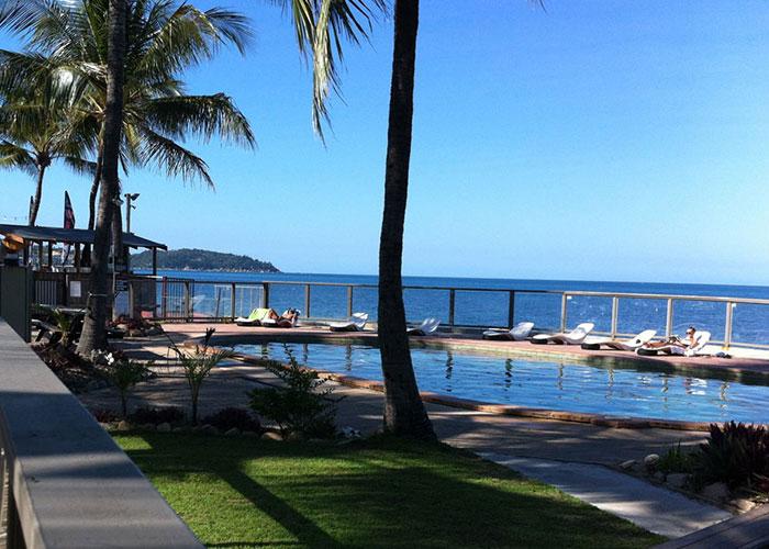 seaside pool location