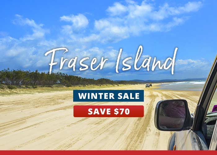 Fraser Island Winter Sale