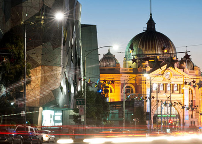 Melbourne-Cairns