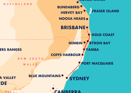 Travel Passes Details - Greyhound Australia