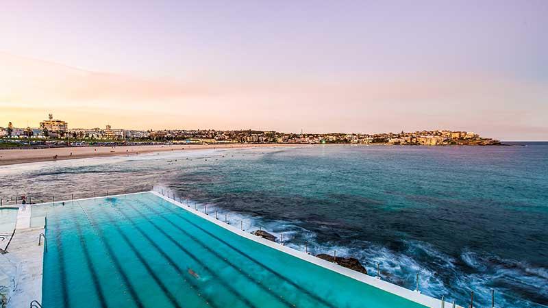 Bondi Iceburgs Pool Sydney
